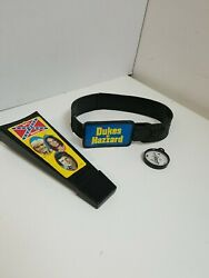 Vintage Hg Toys 1980 Dukes Of Hazzard Archery Kit Belt, Bow And Quiver Rare