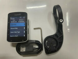 Garmin Edge 520 Gps Bicycle Code Tablewith Support And Data Cable