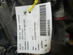 Engine 5.7l Vin T 8th Digit Awd Fits 14-15 Charger 379891-1