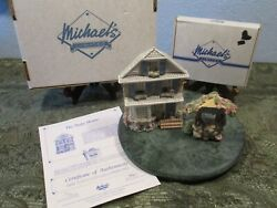 Brian Baker's Deja Vu Collection 1453 The Stone House - And 2400 Wishing Well