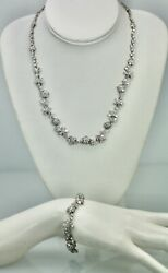 And High Jewelry Folie Des Pres Necklace 23.95 Carats