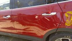 Driver Rear Side Door Electric Privacy Tint Glass Fits 13-18 Santa Fe 2887233-1
