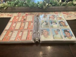 1969 Topps Complete Set Very Clean Mantle Clemente Ryan Jackson Rc Rose