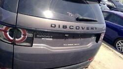 Trunk/hatch/tailgate Hse Fits 15-17 Discovery Sport 2895983-1