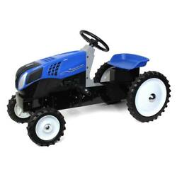 New Holland T8.435 Wide Front Pedal Tractor By Ertl Nib Unassembled