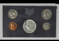 1970-s U.s.proof Set, Complete And Original As Issued By Us Mint.
