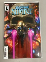 Death of Doctor Strange 1 NM main 1A first 1st print cover 2021