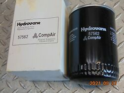 Compair Hydrovane 57562 Oil Filter Replacement Part Free Shipping