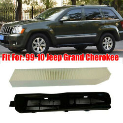 Cabin Air Housing And Filter Kit Fit For 1999-2010 Jeep Grand Cherokee 82208300