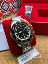 Seiko Sumo Isan North East Of Thailand Spb247j1 Limited Edition 1991pcs.