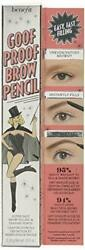 Benefit Goof Proof Brow Pencil Super Easy Eyebrow Shaping And Filling Tool - ...