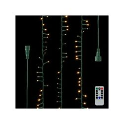 Raz Imports 2021 Lights 73.8' Connectable Snake Garland Wire W/1000 White Lights