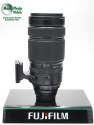 Fujinon Xf 100-400mm F4.5-5.6 R Lm Ois Wr Lens W/lens Hood, Caps And More 1789