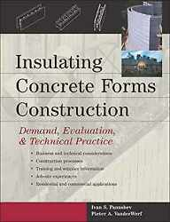 Insulating Concrete Forms Construction Demand, Evaluation, And Technical Practic