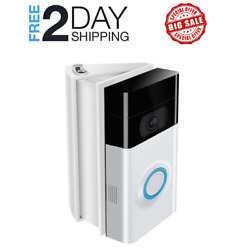 Ring Wi-fi Enabled Video Doorbell In Works With Brack/mounting Plate