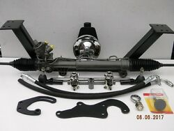47 48 49 50 51 52 53 Chevy Truck Rack And Pinion Power Steering Conversion