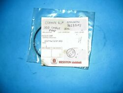 Nos Charge Pump O-ring Fits Massey, Oliver Tractor Part 365801x1