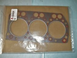 Nos Cylinder Head Gasket Fits Massey Compact Tractor Part 3606115m1