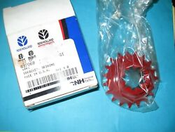 Nos Driving Sprocket Fits New Holland Haybine Part 637068