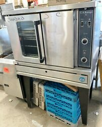 Us Range Ce-100 Single Full Size Electric Convection Oven