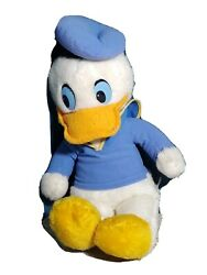 Vintage Disney Donald Duck Plush By Knickerbocker Collectibles Stuffed Toy
