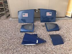 Sikorsky S-76 Helicopter Fairing/panel Package 6 Items