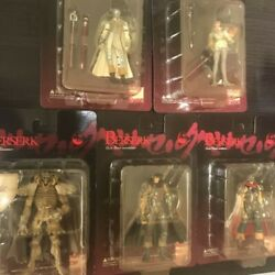 Art Of War Berserk Vol.1 Special Colored Limited Edition All 5 Types New Japan