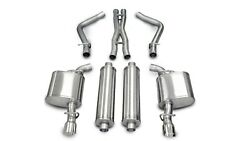 Corsa Performance 14439 Xtreme Cat-back Exhaust System Fits 300 Charger Magnum