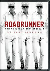 Roadrunner - A Film About Anthony Bourdain Dvd New