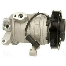 158319 4-seasons Four-seasons A/c Ac Compressor New For Ram Truck With Clutch