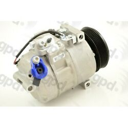 6512410 Gpd A/c Compressor New For 325 328 330 525 528 530 3 Series With Clutch