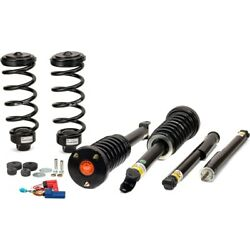 C-2278 Arnott Coil Spring Conversion Kit Front And Rear New For Mercedes Cls Class