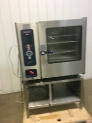 Eloma Combi Oven With Stand - Model Genius T-6-11 - Electric 208v 3ph