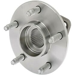 Wh513187hd Quality-built Wheel Hub Front Or Rear Driver Passenger Side New Rh Lh