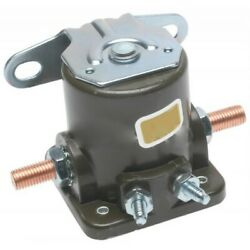 Ss-581 Starter Solenoid New For Country Courier Custom Econoline Van Ford F-150