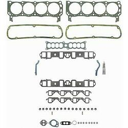 Hs9280pt-3 Felpro Cylinder Head Gaskets Set New For Country Ford Mustang Mercury