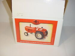 Hard To Find National Assoc. Radio Broadcasters Allis Chalmers 190 Tractor Nib
