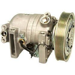 68454 4-seasons Four-seasons A/c Ac Compressor New With Clutch For Frontier