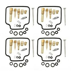 Accessories Carburetor Repair Kit 4 Sets Floating Replacement High Quality
