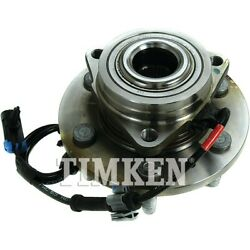 Sp500300 Timken Wheel Hub Front Or Rear Driver Passenger Side New For Chevy