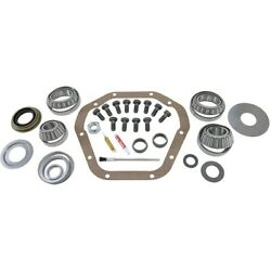 Yk D60-r Yukon Gear And Axle Differential Installation Kit Rear New For E350 Van