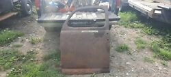 Nos Ford Mercury Left Driver Door 4dr Or 2dr Bus. Coupe 1942 1946 1948 Lf 47 48