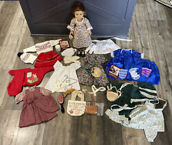 American Girl Doll Felicity With Accessories