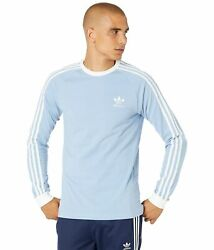 Manand039s Shirts And Tops Adidas Originals 3-stripes Long Sleeve Tee