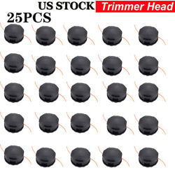 25 Packs High Quality String Trimmer Head For Speed-feed-400 Echo Srm