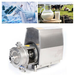 Trl1-80 1500w Pipeline Emulsion Pump High-shear Single Stage 304 Stainless Steel