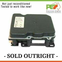 Re-manufactured Oem Abs And Dsc Module For Ford Falcon Bf Xr8 Turbo ..