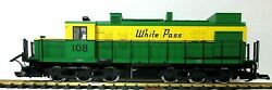 Lgb 25552 Wpandy Diesel Loco W/ Sound And Mts 108 Very Rare New