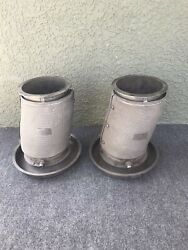 Sikorsky S-76 Helicopter Inlet Assemblies Part No. 76304-07009-113