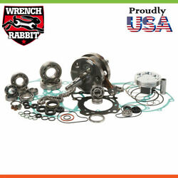 Wrench Rabbit Complete Engine Rebuild Kit For Yamaha Yz250f 14-15